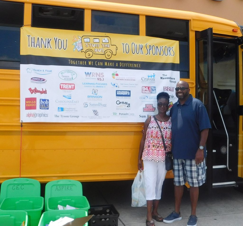 Stuff the Bus 2016 (2)